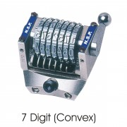 Rotary Convex Numbering machine